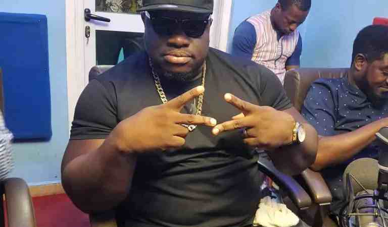 I Travelled To UAE To Work As A Bouncer – Macho Rapper announces his return