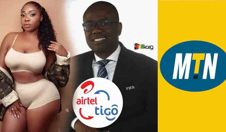 ECG, Moesha, MTN, AirtelTigo and Nyantakyi Who has been trolled the most?