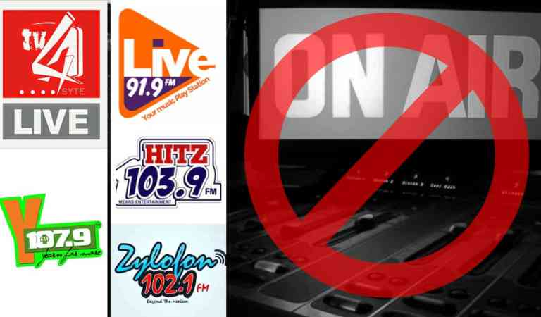 NO MUSIC DAY: HitzFm, 4syte TV, LiveFm, ZylofonFm etc to shutdown tomorrow