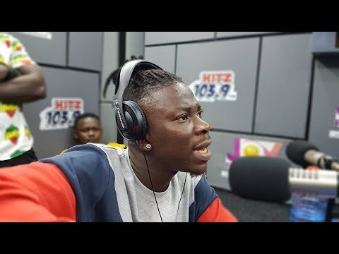 Shatta's Reign Album Concert Was Not A Sold Out Event – Stonebwoy