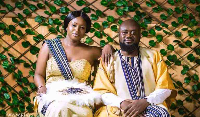 Photo: Sark's Sammy Forson follows up with marriage