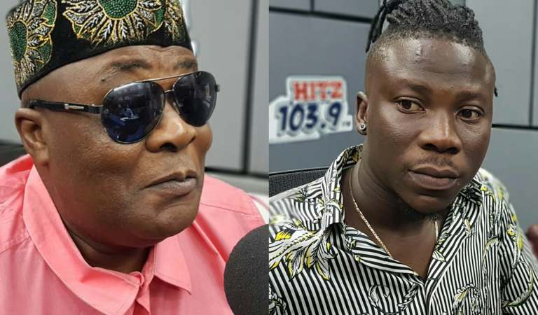 It Is Obvious Willie Roi Doesn't Like Me – Stonebwoy