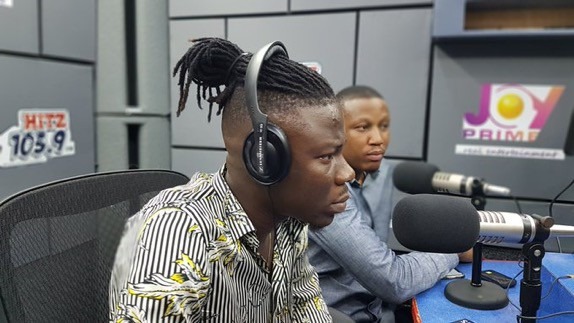 Gov't should call artist and engage us – Stonebwoy calls for the betterment of the Creative Arts Industry