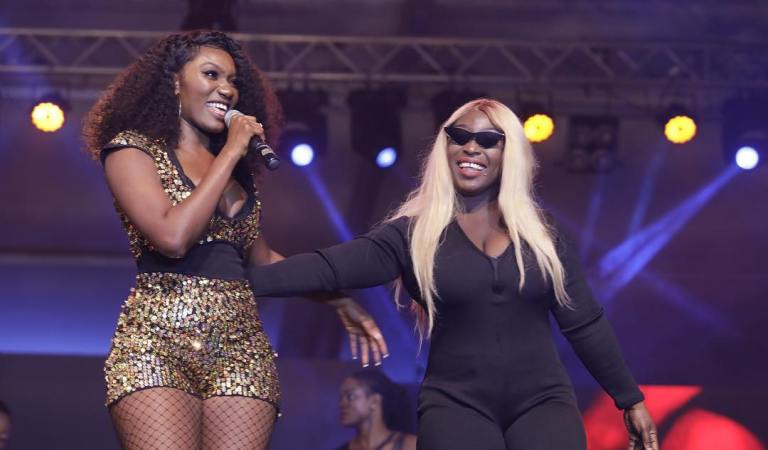 Video: Wendy Shay Stuns BF Suma Fest Show