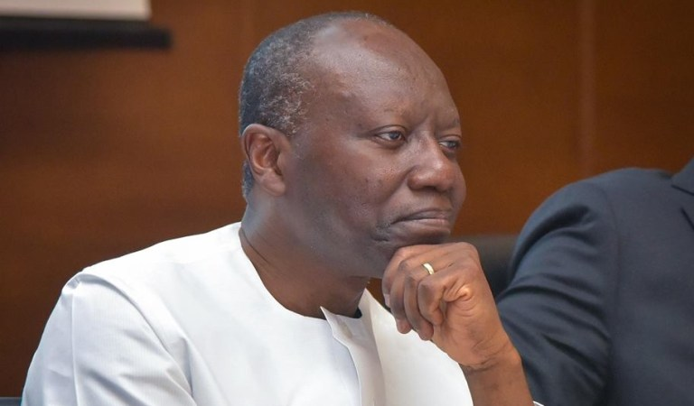 No Tin, don't accept guys proposals – Ken Ofori-Atta cautions ladies