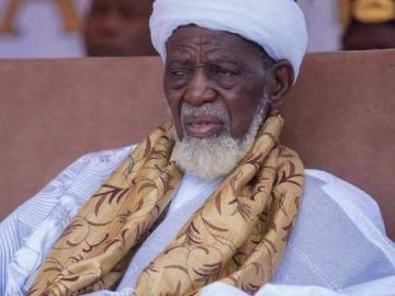 Chief Imam Calms Zongo Youth