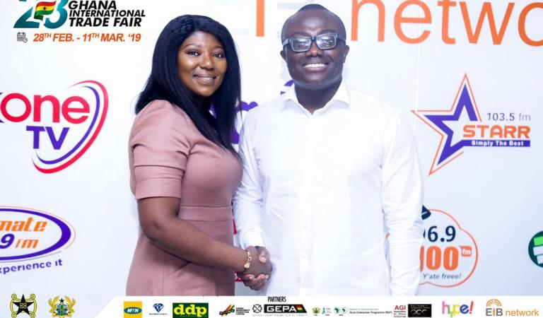 Ghana Trade Fair Company partners EIB Network for the 23rd Ghana International Trade Fair