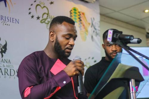 Photos: Young Mission Entertainment officially launched in Ghana