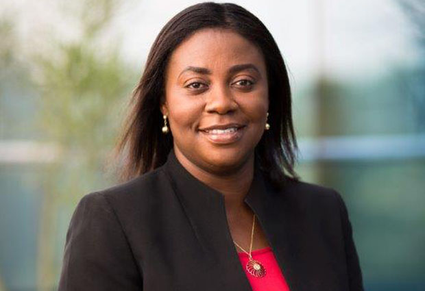 Patricia Obo-Nai is the woman appointed as CEO of Vodafone Ghana