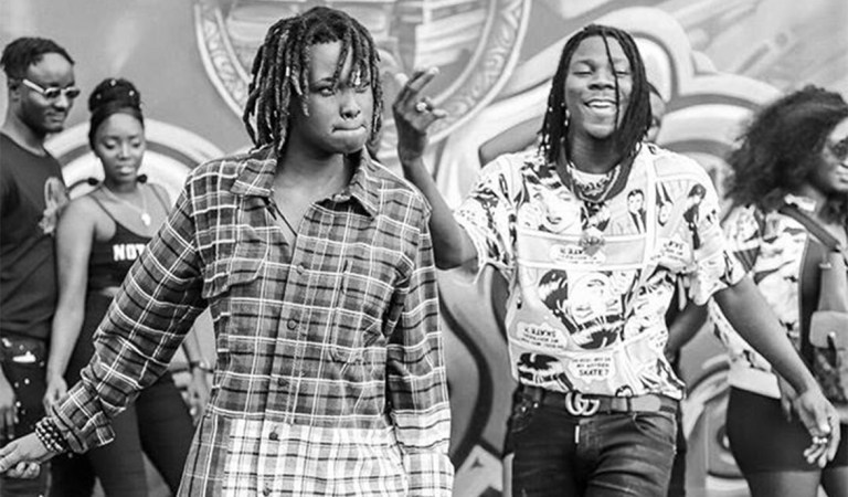 Watch: Ov and Stonebwoy release visuals for 'Want Me'