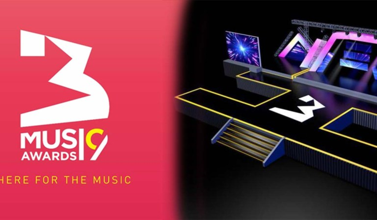 Photos: 3D Sketch of 3Music Awards '19 stage design revealed