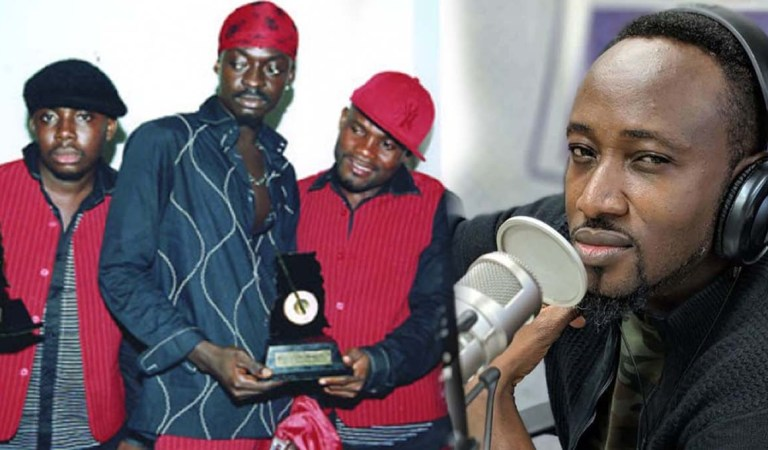 George Quaye pen down a letter to Praye after the group described VGMAs as 'fake'