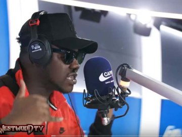Medikal, Tim Westwood, Capital XTRA, Freestyle