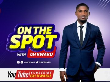 Gh Kwaku, Blogger, On the Spot