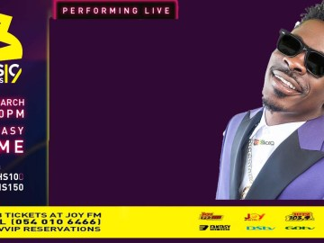 Shatta Wale, 3MUSIC AWARDS