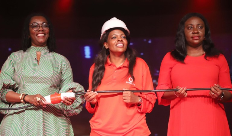 Photos: Vodafone finally launch 4G service
