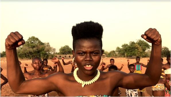 Video: Wiyaala celebrates African Women On International Women's Day