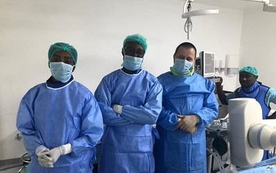 First brain surgery done perfectly in Ghana
