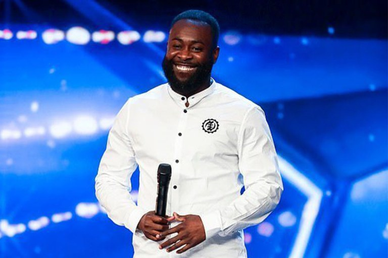 Kojo Anim, Britain's Got Talent
