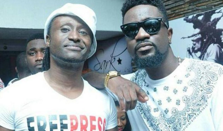 Watch: Reggie Rockstone releases 11:11 with Sarkodie
