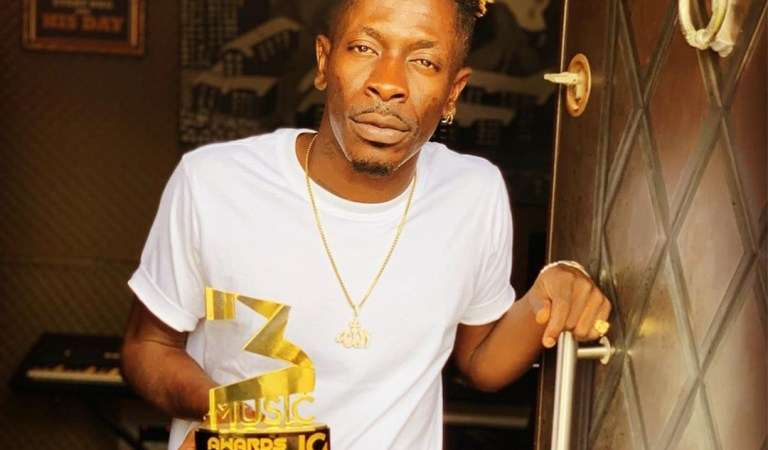 Shatta Wale 'smartly' quits VGMAs before ban
