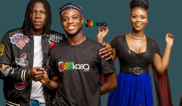 Stonebwoy agrees to collaborate with eShun
