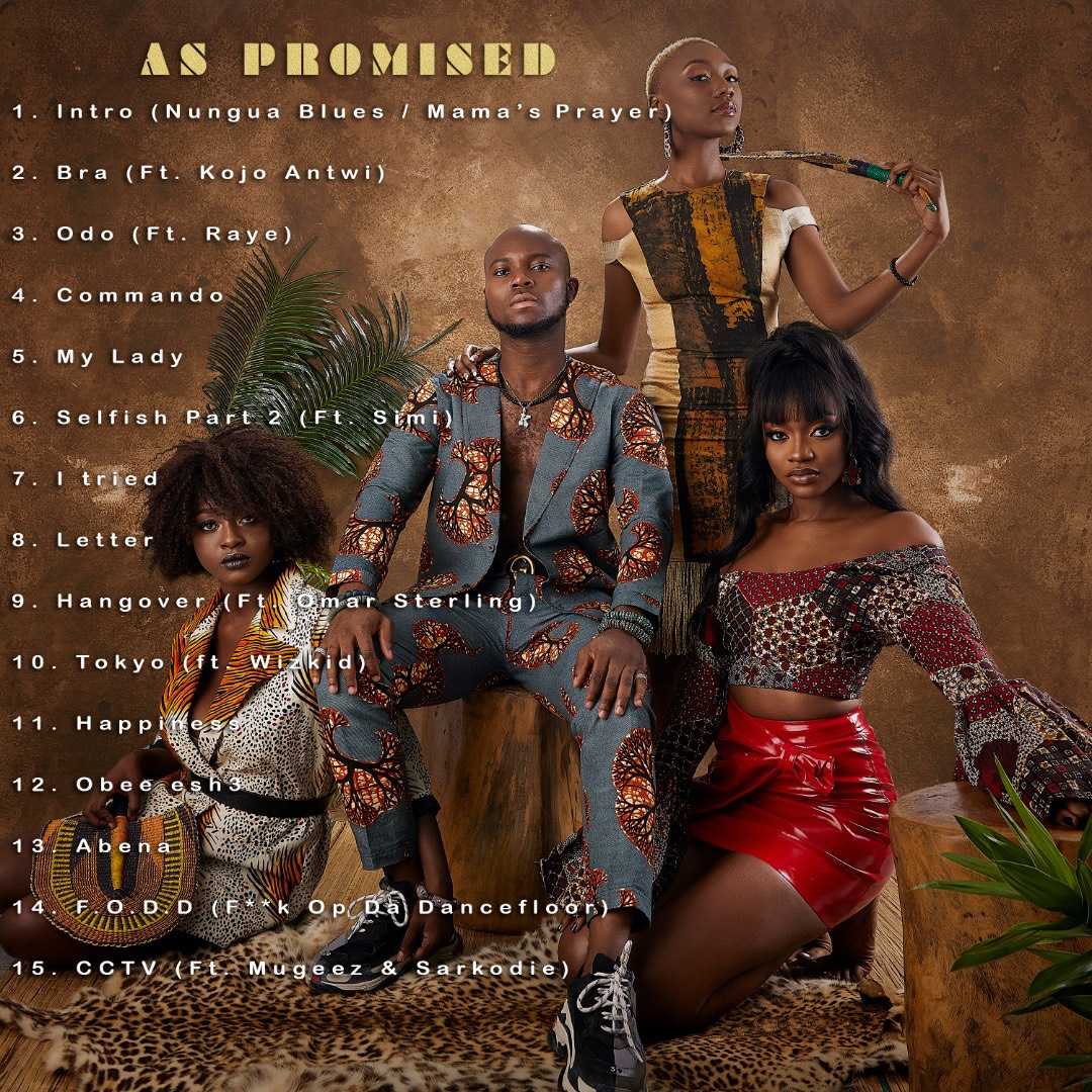 King Promise, #AsPromised
