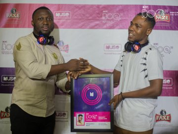 Kwame Dame, HipHop Song of the Quarter
