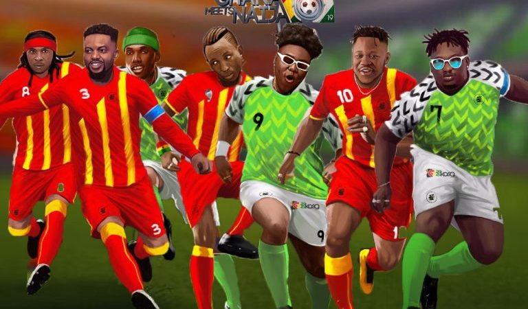 Ghana Meets Naija tickets almost finish ooo, mannas run gigigigi – Check how you go get some erhh
