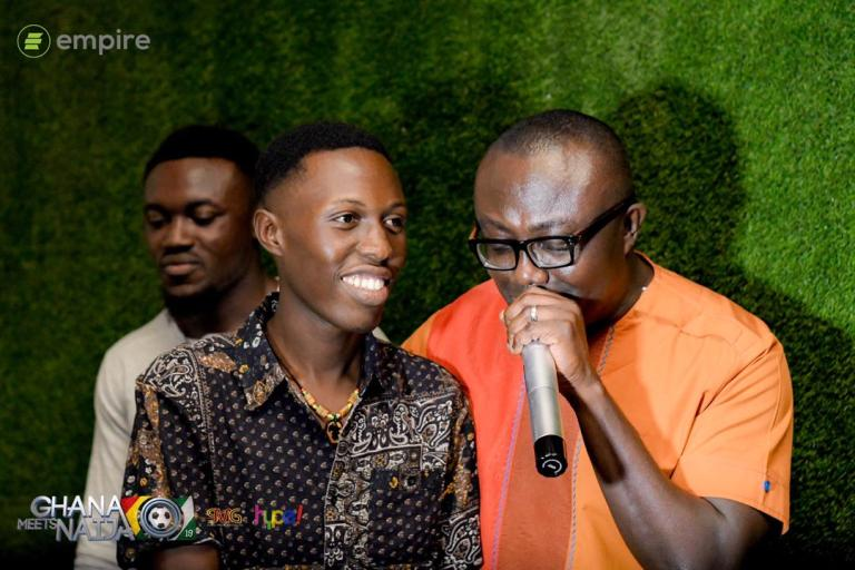 J Derobie to be signed on Akon's Konvict Muzik - Bola Ray