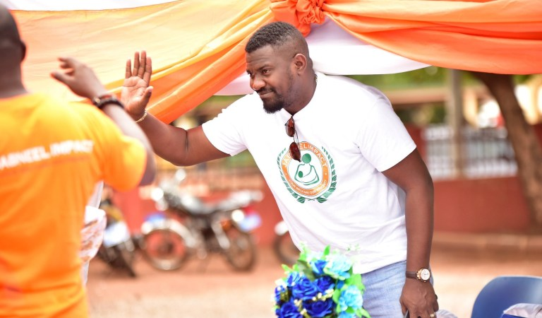 John Dumelo ask for Canadians to stay and find missing Takoradi girls, promise to handle their accommodation