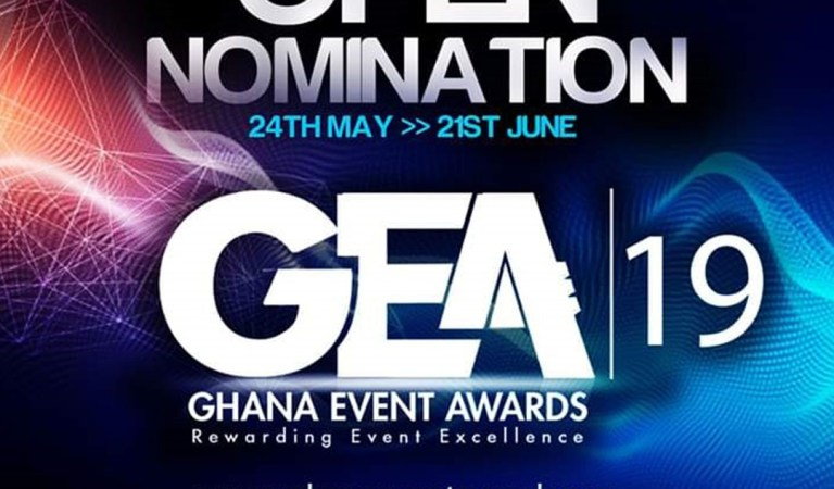 Full list of Ghana Event Awards 2019 nominees out