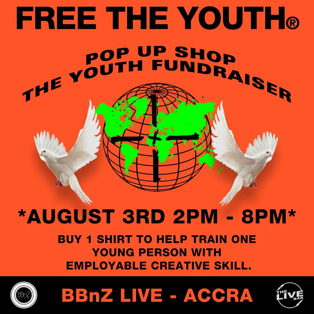 Free The Youth Ghana