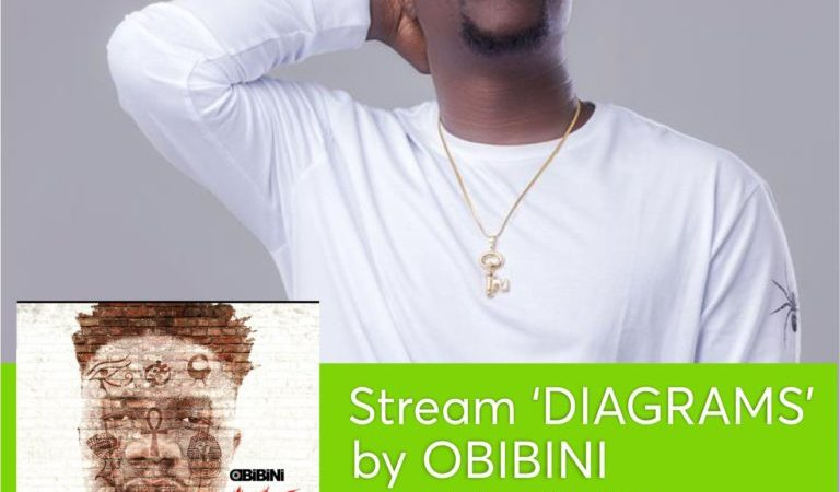 "Rapper Obinini releases ""Diagrams"" on Play Africa platform"