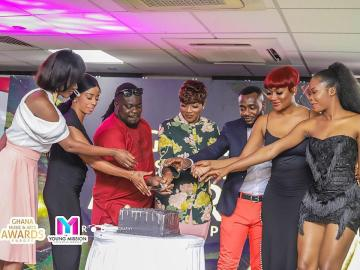 Young Mission Entertainment, Ghana Music & Arts Awards Europe 2019