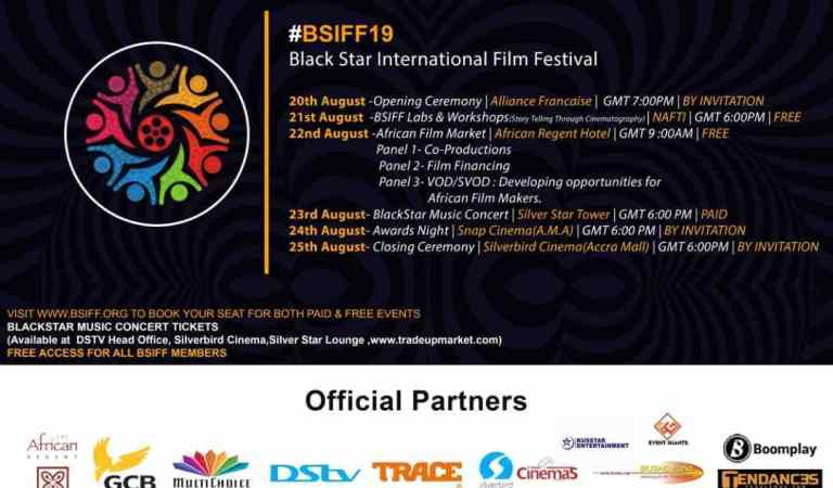 Black Star International Film Festival 2019 to hit town, don't miss it