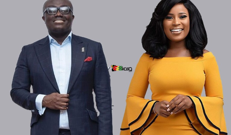 Bola Ray wishes Berla Mundi well as she heads for Media General