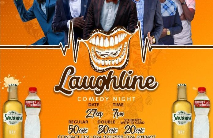 """Laughline Comedy Night """"Mad Uncensored Edition"""" slated on september 27 at The National Theatre"""