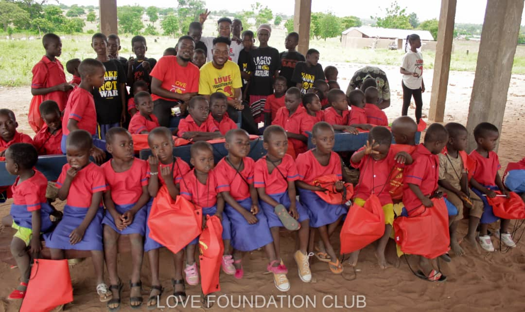 Love Foundation Club