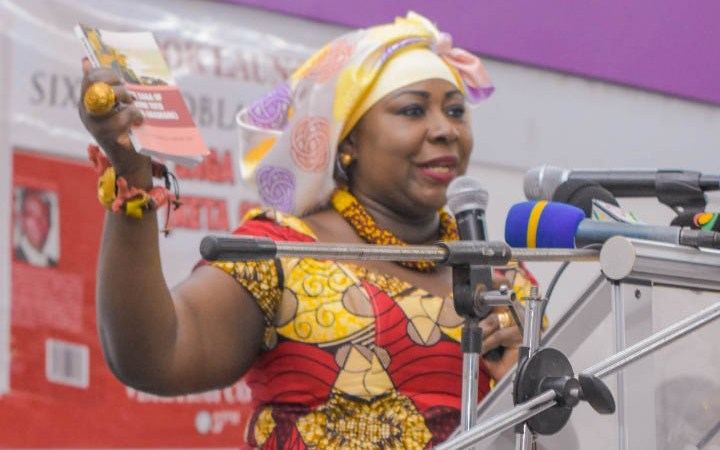I am rubbishing the BBC's documentary – Gifty Anti regrets for commenting on sekx for grades documentary