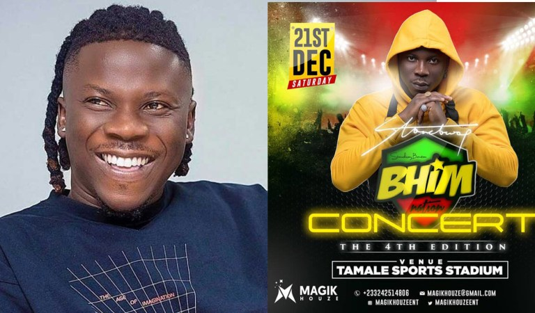 Bhim Concert goes to Tamale Sports Stadium