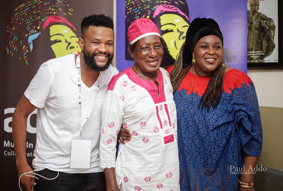 Ebo Taylor, Bibie Brew, Ebo Taylor and Bibie Brew, Music In Africa Conference