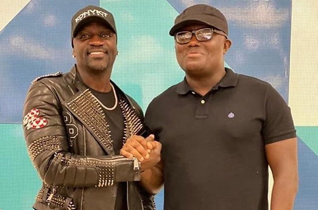 Akon to stage a concert in Ghana 2020