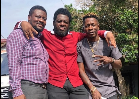 Chris Koney, Shatta Wale, Media General