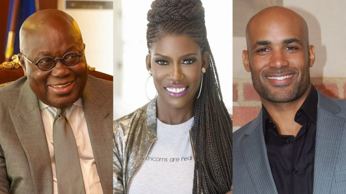 Boris Kodjoe, Bozoma Saint John, Year Of Return, President Akufo-Addo