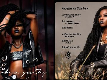 Lady Jay, Anywhere You Dey, Ep
