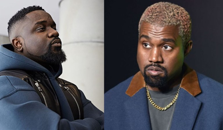 Download: Sarkodie freestyles with Kanye West