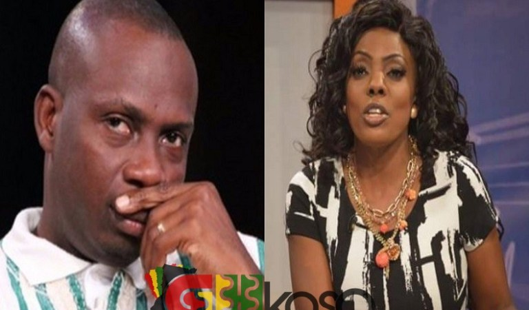 Nana Aba Anamoah Bans Counsellor Lutterodt From GHOne – Watch