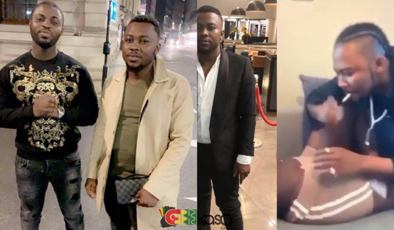 Young Ghanaian UK-based Men Living Deviant Life And It's Tarnishing The Image Of Ghana