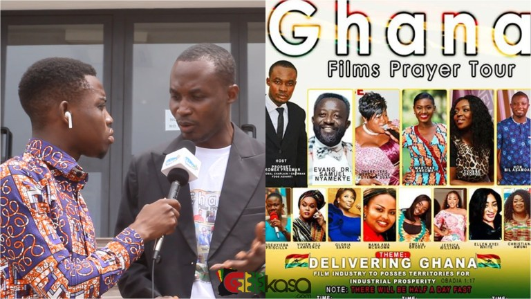 Ghana Film Prayer Tour